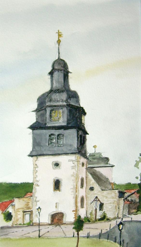 Kirche von Bischofferode