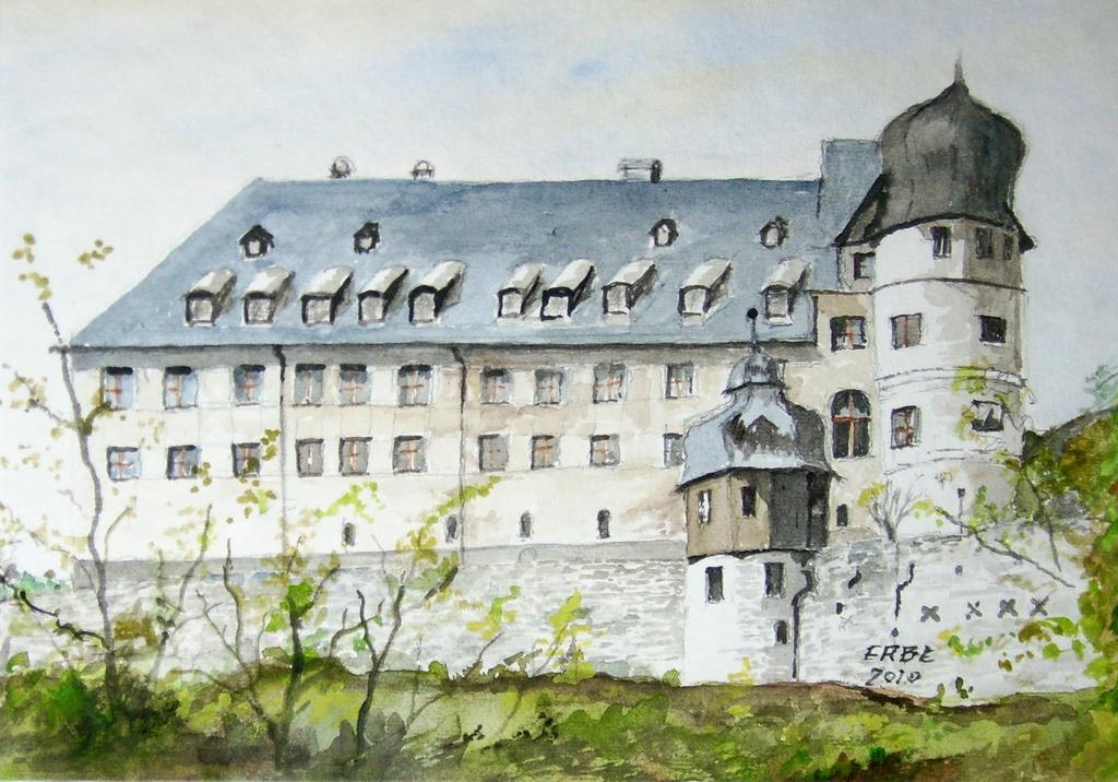 Schloss Stolberg/ Harz